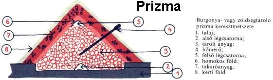 prizma kutak fertőtlenítése