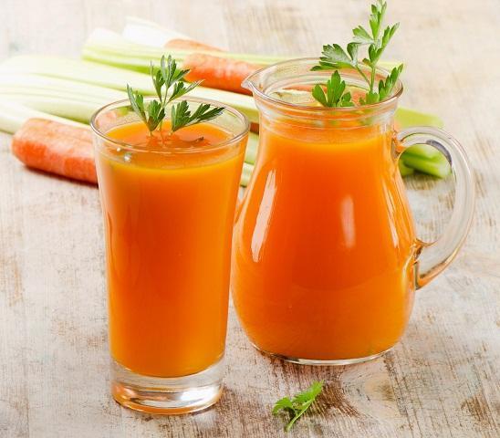 sárgarépalé zöldségek
