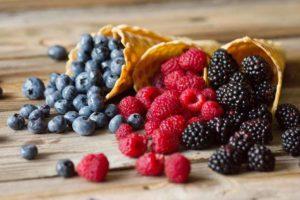 bogyos gyümölcsok