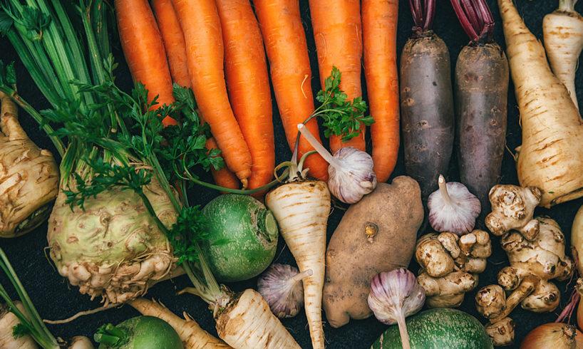 root-vegetables Gyökérzöldségek
