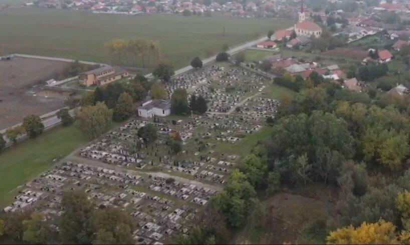 temető mindenszentek