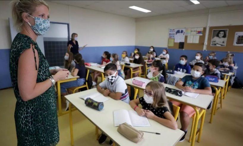 covid iskola