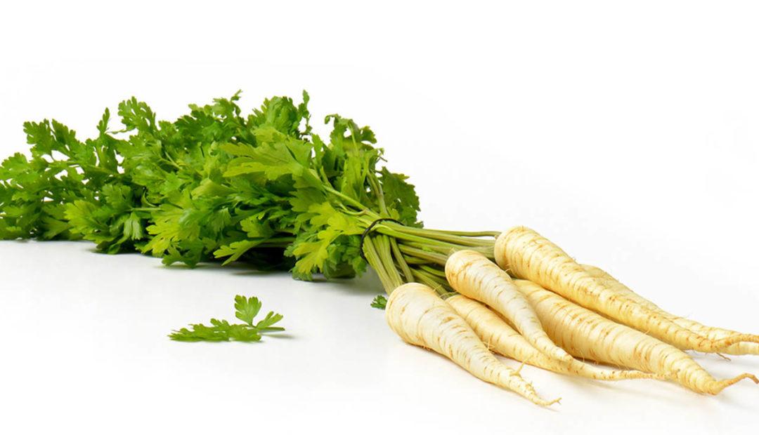 A petrezselyem Zöldség és/vagy